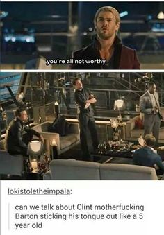 Oh Clint