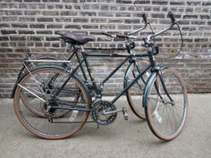 Two Free Spirit vintage bikes in Portage Park, Chicago ~ Apartment Therapy Classifieds
