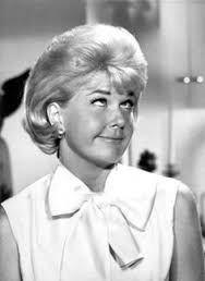 Doris Day, love her facial expression
