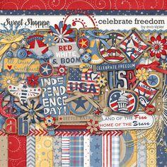 Celebrate Freedom by Eva Kipler