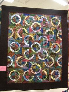 medallion quilt,awesome
