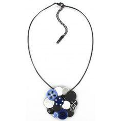 Nouvelle Collection #Noa Les fées papillons - Collier Holly #bijoux #femme #fantaisie #mode