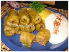 Sarmale! I grew up eating these cabbage rolls.
