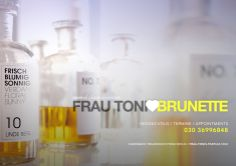 FRAU TONI <3 #BRUNETTE