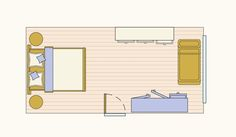 Find Your Best Bedroom Layout with a Queen-Sized Bed — Layout Lessons