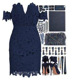 """👗Off Shoulder Dress!"" by arierrefatir ❤ liked on Polyvore featuring Aquazzura, Topshop, FOSSIL, NARS Cosmetics, Anna New York, vintage, Elegant, polyvorecontest, offshoulderdress and twinkledeals"