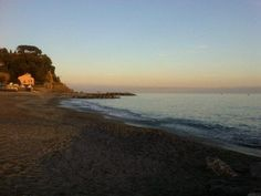 This is where I'm from - Albisola Capo on the Ligurian Riviera, Italy. A small village by the sea.