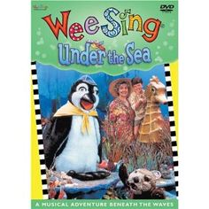 Wee Sing Under the Sea (DVD)