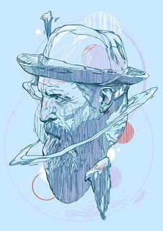 Illustrations by Rustam QBic Salemgaraev