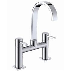 Contemporary Faucet Description    Finish your home design with this contemporary bathroom faucet    Type: Bath & Shower Faucets  Brand Name: Fontana  Valve Core Material: Brass  Bath & Shower Faucet Type: Bathtub Faucet  Surface Finishing: Chrome  Style: Contemporary  Feature: Thermostatic Faucets