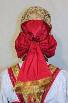 Купить Праздничный женский костюм старожилов Западной Сибири. - лоскутный дом, народная одежда