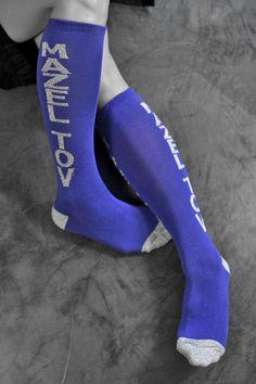Mazel Tov Knee Highs - I funky socks!