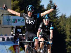 174. Paris-Nice - Stage 4: Varennes-sur-Allier - Croix de Chaubouret [12/03/2015] Richie Porte