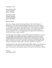 Employee Relieving Letter - A relieving letter is meant to relieve ...