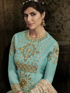 Salwar Suits: Buy latest salwar kameez for Indian & Pakistani women. Explore a wide range of women Shalwar Suits collection with finest embroidery. Enjoy free and express delivery for UK customers. Latest Salwar Suits, Latest Salwar Kameez, Salwar Kameez Online, Embroidered Clothes, Embroidered Silk, Diwali Dresses, Women Salwar Suit, Angrakha Style, Buy Suits