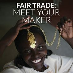 Look at the label inside the piece you are about to buy - do you know who made it? Did they pay the price for your cheap item? Buy clothes that are produced according to the standards of fair trade, it's only fair! #fashiontakesaction
