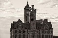 Nashville's Union Station by Dan Sproul #architecture