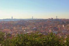 Scenic Viewpoints in Lisbon #4: Miradouro do Monte Agudo