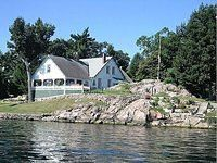My waterfront home in New York state (I wish)