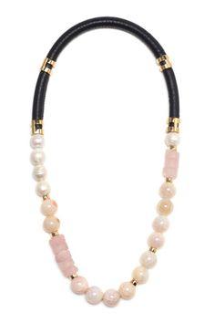 Lizzie Fortunato spring 2014 jewelry