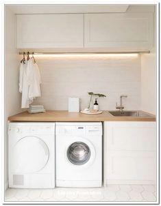 Amazingly inspiring design ideas for small laundry rooms for small … – Living Room Designs Laundry Room Shelves, Laundry Room Cabinets, Laundry Decor, Farmhouse Laundry Room, Small Laundry Rooms, Small Rooms, Small Spaces, Basement Laundry, Farmhouse Decor