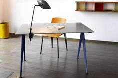 french Interieur with prouve, perriand and mouille