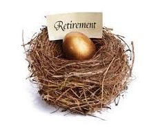 Are you putting money aside for your retirement, this might be something to add to your weekly or monthly budget.