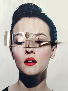 A new collection of hand-made cut outs by Carlo Muttoni. A playful investigation of the endless possibilities of Brandpowder's Paper Surgery. Distortion Photography, A Level Photography, Experimental Photography, Face Photography, Photography Editing, Photography Projects, Digital Photography, Face Collage, Collage Book
