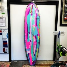 Vanda Surf minimal with paddle pop resin tint @vandasurf Instagram photos | Websta