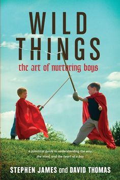 Wild Things, The Art of Nurturing Boys - Softcover