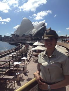 Meeting Sydney Opera House in my NCC No. 3