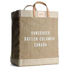 vancouver market bag