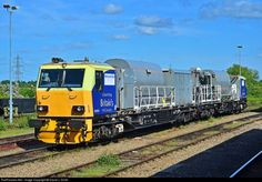RailPictures.Net Photo: DR 98958 Network Rail MPV at Didcot, United Kingdom by…