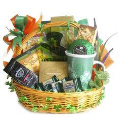 Cead Mile Failte Gift Basket
