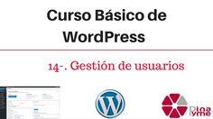 14-. Gestión de Usuarios en WordPress
