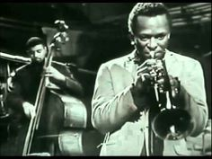 Miles Davis and John Coltrane, two of the most influential jazz players of all times, true sages of music.