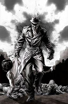 Rorschach by Lee Bermejo