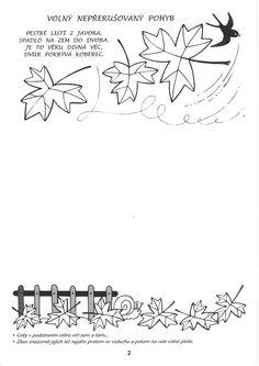 grafomotorika-listí