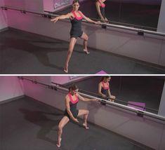 6 Ballet Barre Exercises