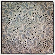 Is this broderie anglaise? by calmspace, via Flickr