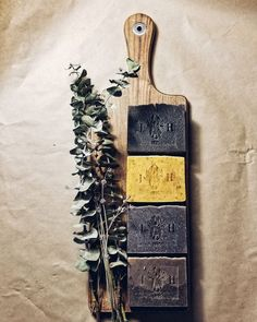 Natural botanical soap for sustainable living.