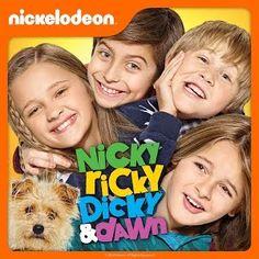nicky ricky dicky & dawn puppy - Google Search