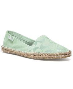 COACH JUNE FLAT - Coach Shoes - Handbags & Accessories - Macys