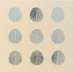 john Armleder  CLLC #Brains John Armleder, Fluxus, Modern Art, Contemporary, Anatomy Art, Art Activities, Artist Art, Oeuvre D'art, Beautiful Images