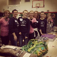 Second Harvest Heartland is buzzing with the sounds of volunteers from the Minnesota chapter of National Charity League (NCL), an organization that strengthens the mother-daughter bond through service activities. http://blog.2harvest.org/volunteer-spotlight-of-the-month-national-charity-league/