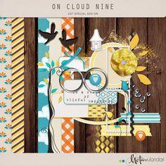 On Cloud Nine mini kit freebie from Meta Wulandari