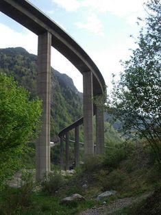 Viaduc des Egratz Haute Savoie