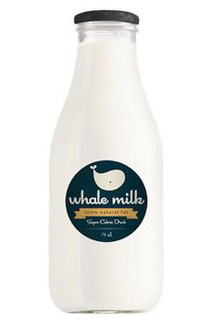 Creative Milk, Whale, Concept, Packaging, and Bottle image ideas & inspiration on Designspiration Milk Packaging, Bottle Packaging, Pretty Packaging, Brand Packaging, Chocolate Packaging, Coffee Packaging, Product Packaging, Packaging Ideas, Design Package