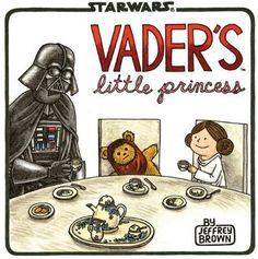 Vader's Little Princess - coming this May