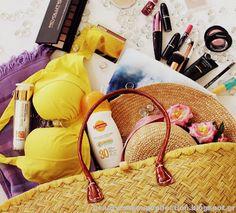 Makeup Collection: Το νεσεσέρ των διακοπών!
